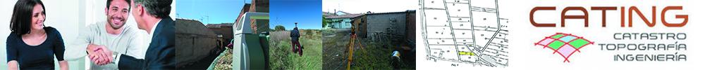 CATING Catastro, Topografía e Ingeniería. Solucionamos todas sus necesidades de propiedad.