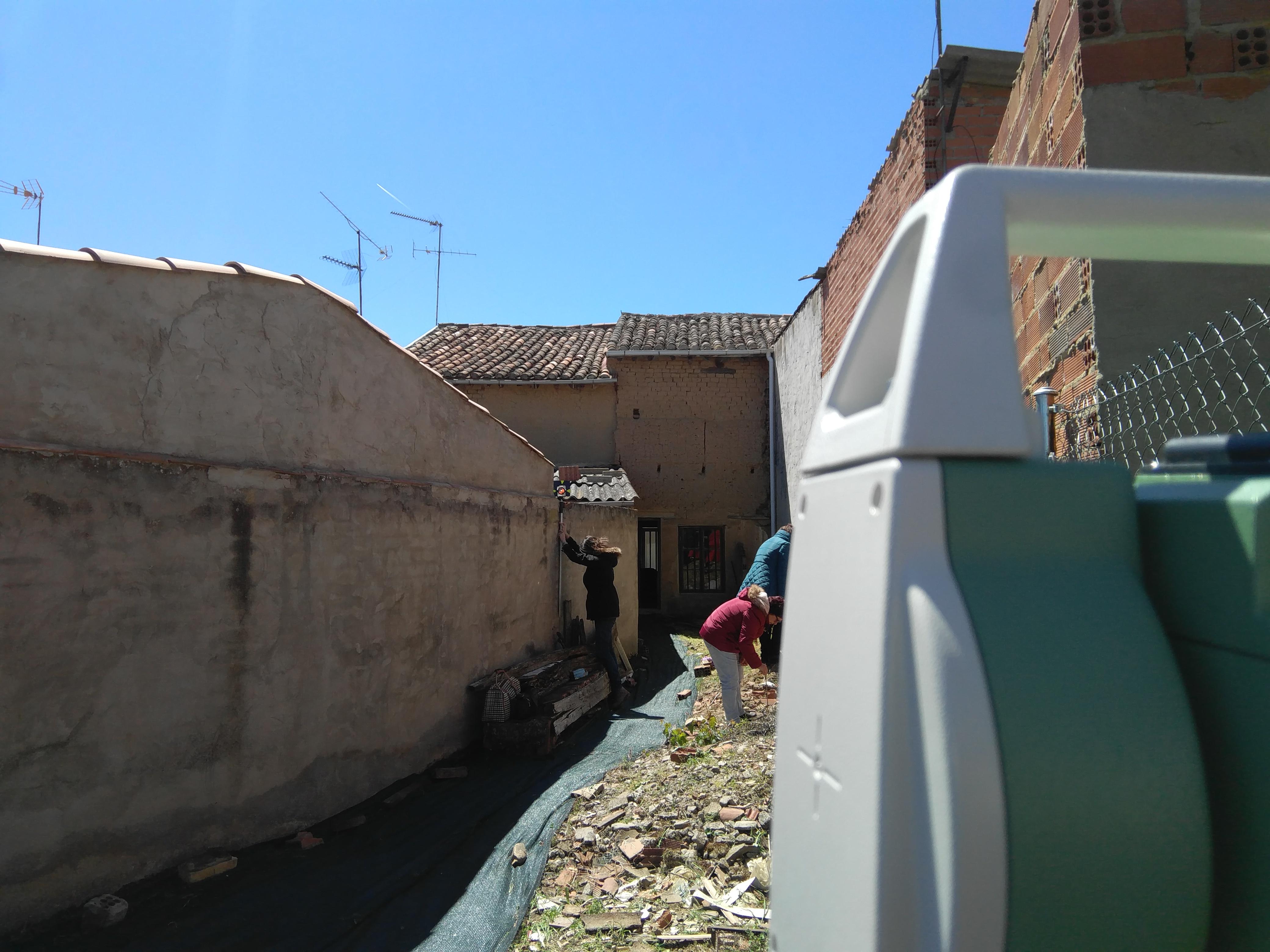 Actualización catastral de una parcela y su vivienda. CATING Catastro Topografía e Ingeniería.